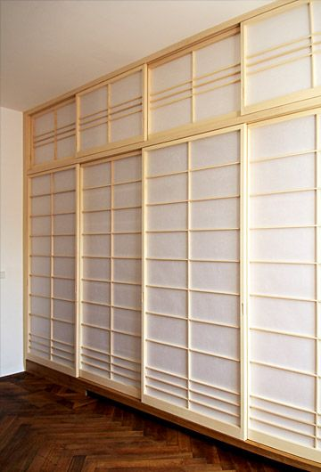 einbauschrank mit 10 shoji einbauschrank in 2019 einbauschrank einbauschrank schlafzimmer. Black Bedroom Furniture Sets. Home Design Ideas