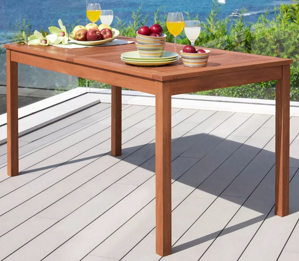 Merxx Gartentisch Montana Gartentisch Gartenmobel Tisch