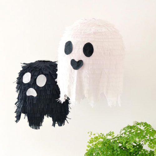18 Ideas of DIY Halloween Decorations #deguisementfantomeenfant