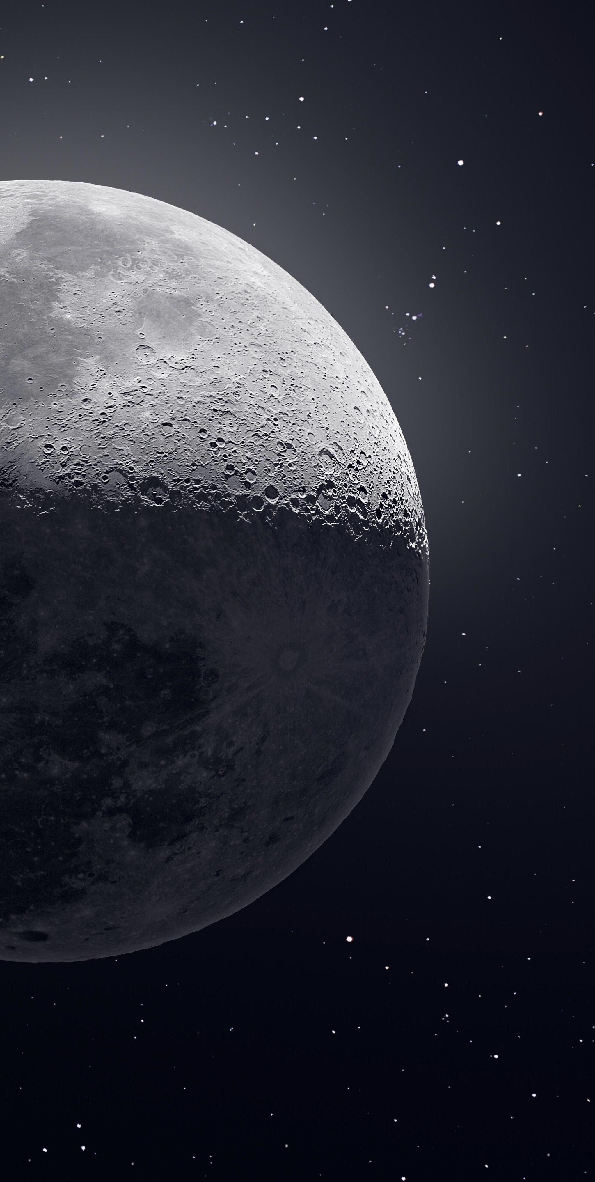 Cropped Moon Iphone X Wallpapers Iphonexwallpaperfullhd Iphonexwallpaperhd1080p Iphonexwallp Iphone Wallpaper Moon Wallpaper Space Iphone Wallpaper Stars