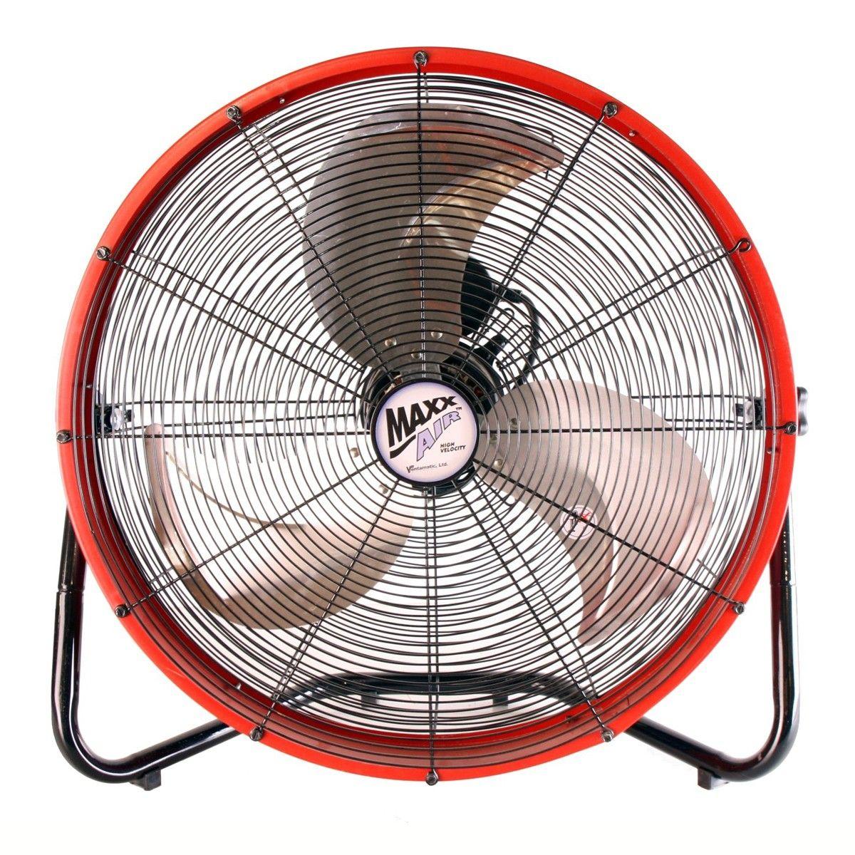 20 Inch High Velocity Shroud Fan High Velocity Fan Fan Floor Fans