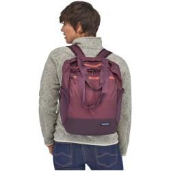 Photo of Patagonia Ultralight Black Hole Backpack Bag red Patagonia