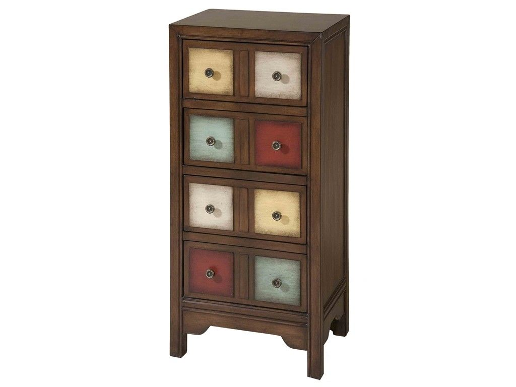 Stein World Brennan 4 Drawer Multi Colored Cabinet 12366 Whimsical Furniture Living Room Chest Woodworking Plans Shelves