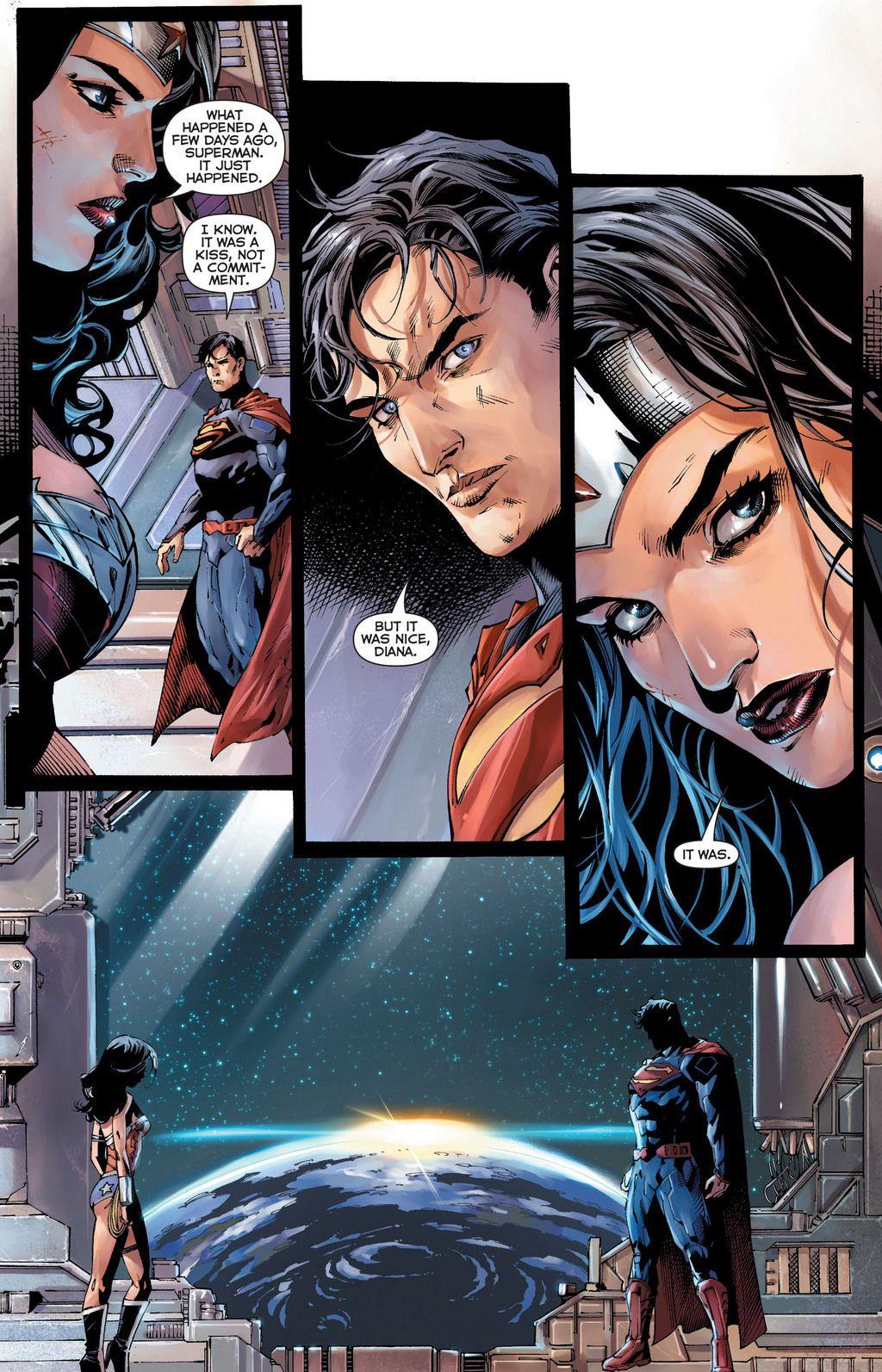 Supermanwonderwoman  Hero Tower  Superman Wonder Woman, Wonder Woman -5503