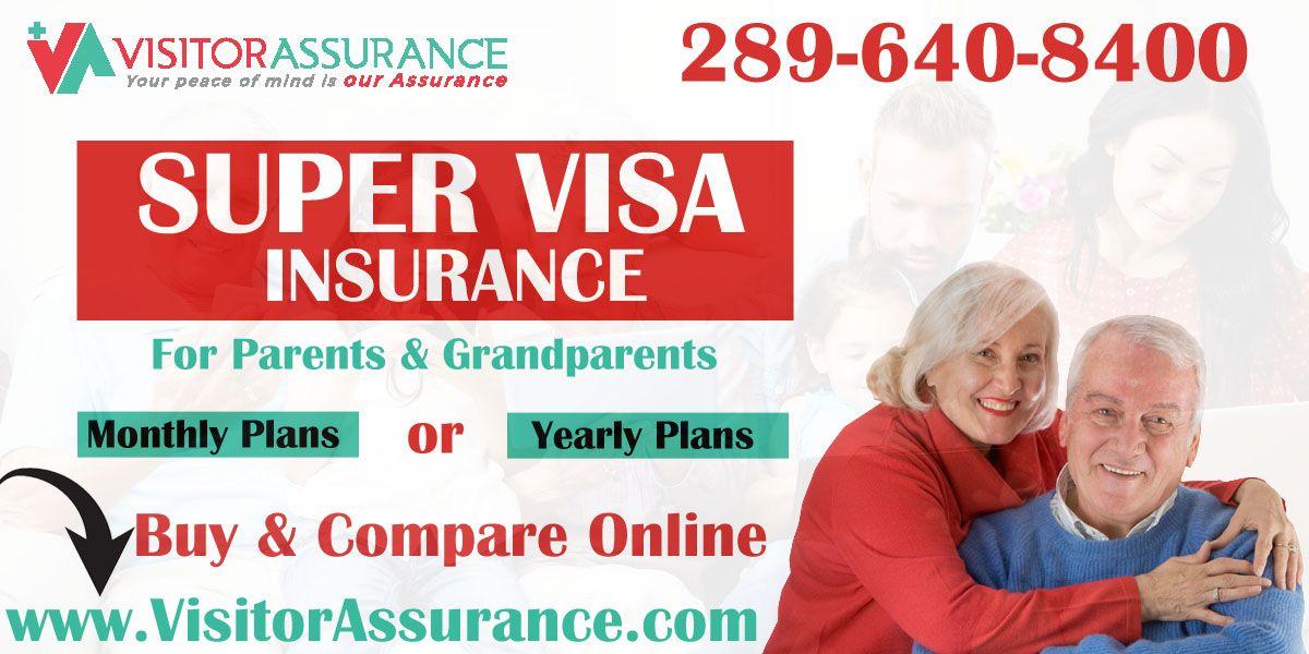 Parent Super Visa Insurance Health insurance plans, Visa