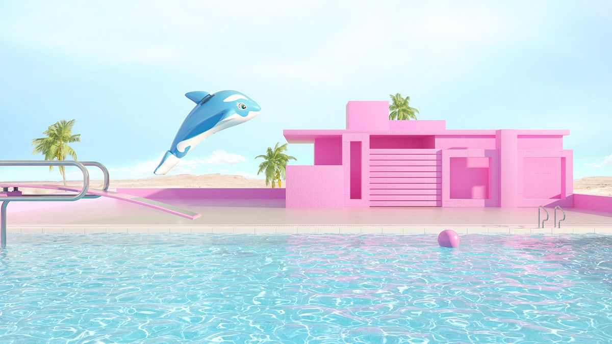 Floaties Holiday Resort. on Behance