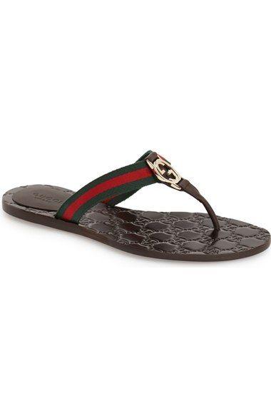 86d81ad0ffa4 GUCCI  Gg  Logo Sandal.  gucci  shoes  sandals Ugg Boots