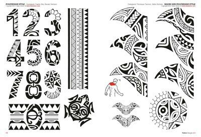 more tribal numbers numbers and languages pinterest. Black Bedroom Furniture Sets. Home Design Ideas