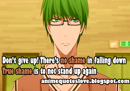 Midorima Shintarou quotes #anime #anime_quotes