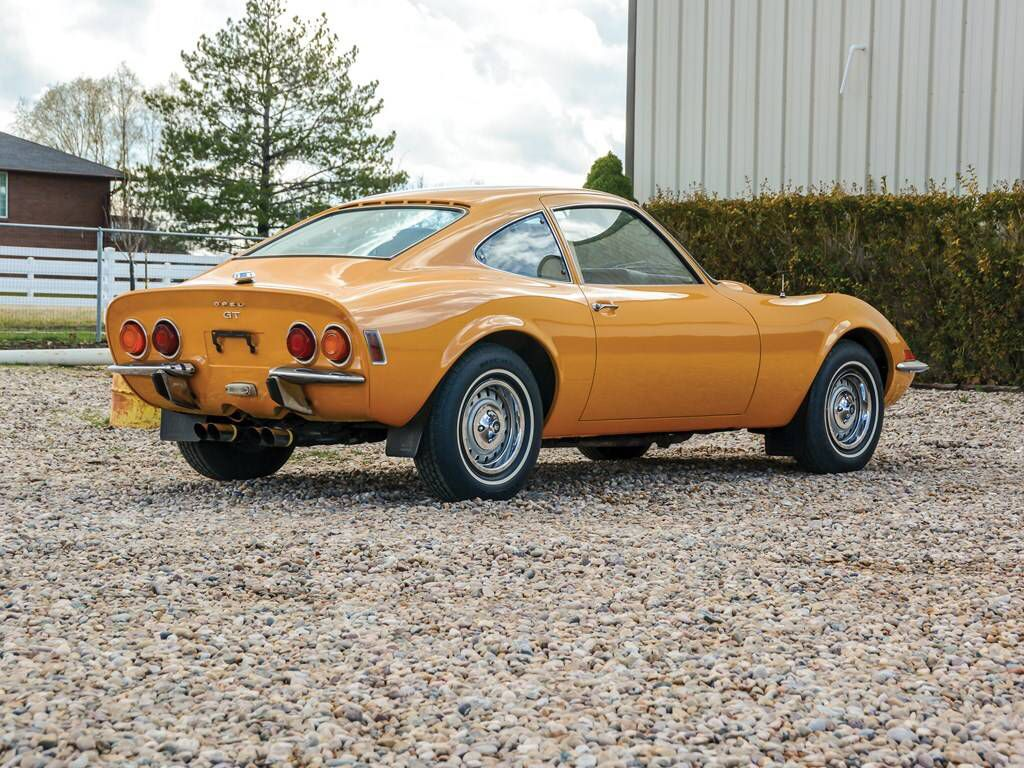 71 Opel GT | Adrenaline Capsules | Pinterest | Cars, Model car and
