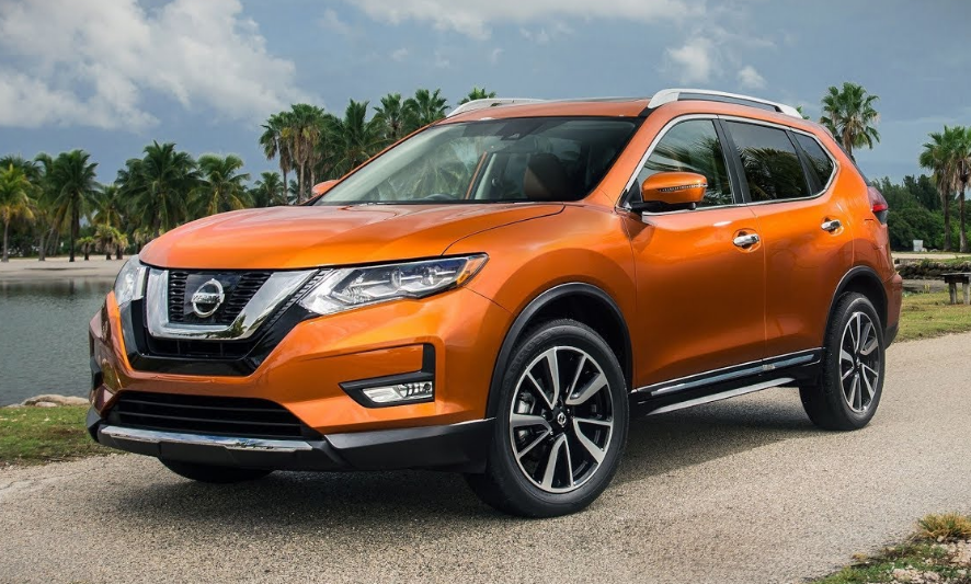 2019 Nissan XTrail Concept Initially released in 2007