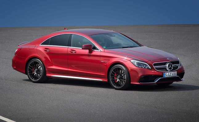 2015 Mercedes CLS63 AMG Adds 577 HP S Model For more click