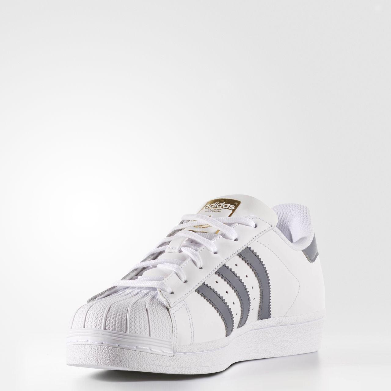 Sip Ciego es bonito  adidas Superstar Shoes - White | adidas US | Superstars shoes, Adidas shoes  superstar, Adidas superstar shoes white