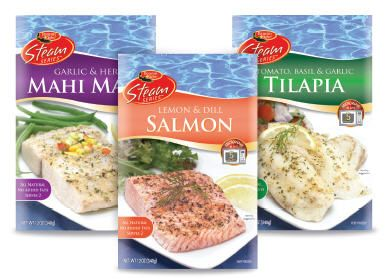 Sea Star Seafood Corp Introduces Beacon Light Steam Series A Line Of Microwavable Products Packaging Bags Fish