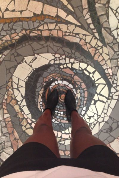 #Miami Art/Fashion Swirl