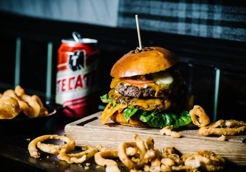 Boozing in a borough eat cheap eats affordable food