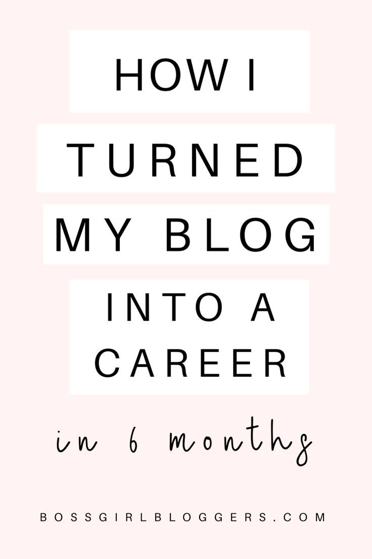 How to Make Money Blogging - Turn Your Blog into a