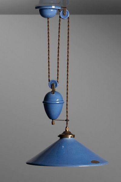 french rise and fall pendant lamp azur lighting pinterest