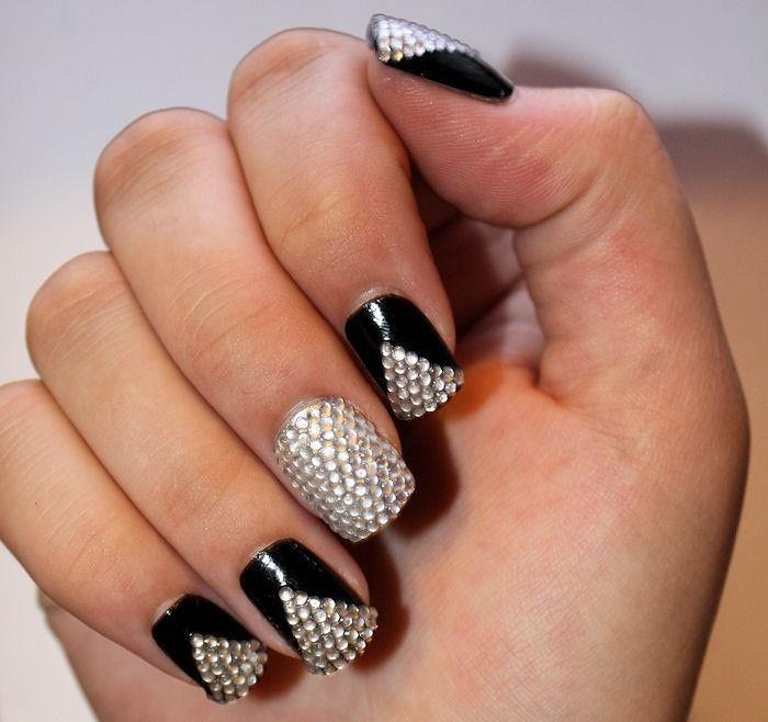 Formal Prom Nail Designs Short Nails Pinterest Prom Nails