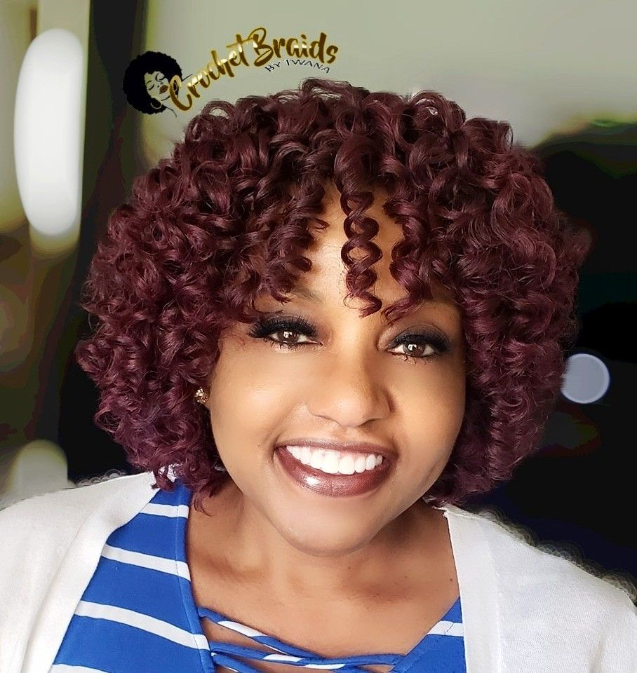 Short And Sweet 6 Bobbi Boss 2x Brazilian Cosmo Curl In Color