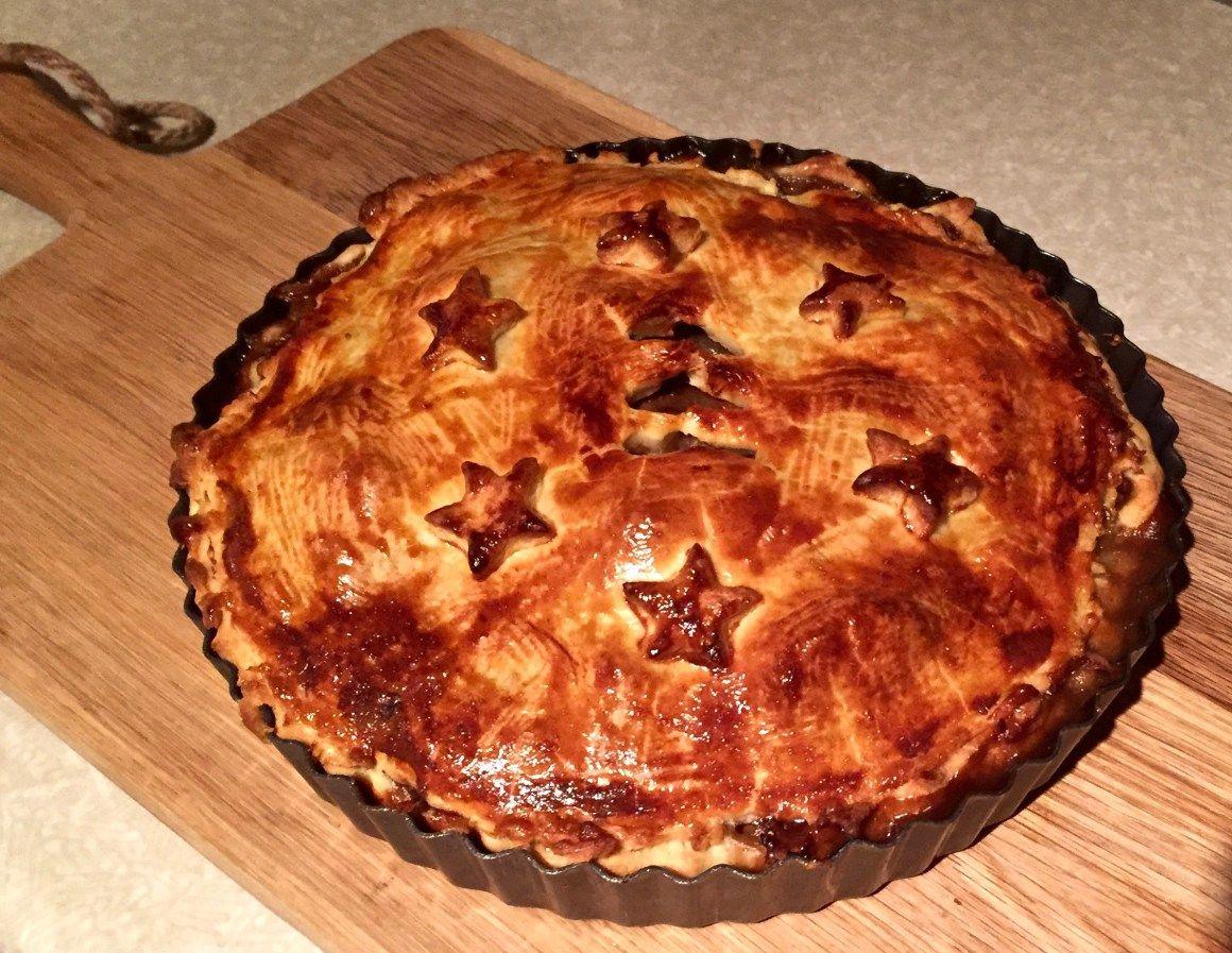 The Best Steak, Ale & Mushroom Pie - British Pie Week ...