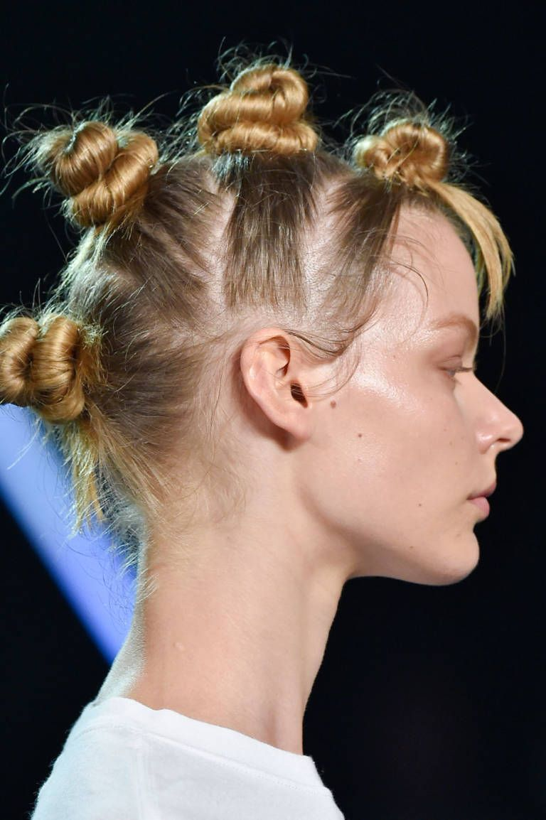 spring summer 2015 hair and makeup