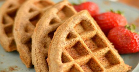 This article was reposted with permission from our friends at PaleoHacks. I make pancakes all the time, but for some reason never think to make waffles. The other day I saw my waffle maker sitting by its lonesome self in the corner of the pantry with a hefty pile of dust and decided to pull... View Article