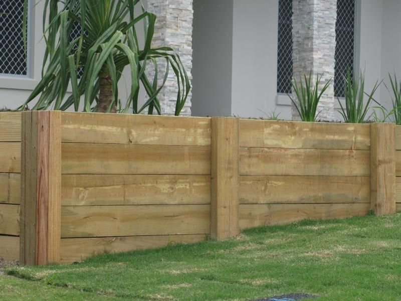 Cheapest retaining wall options retaining wall drainage for Cheap garden wall ideas