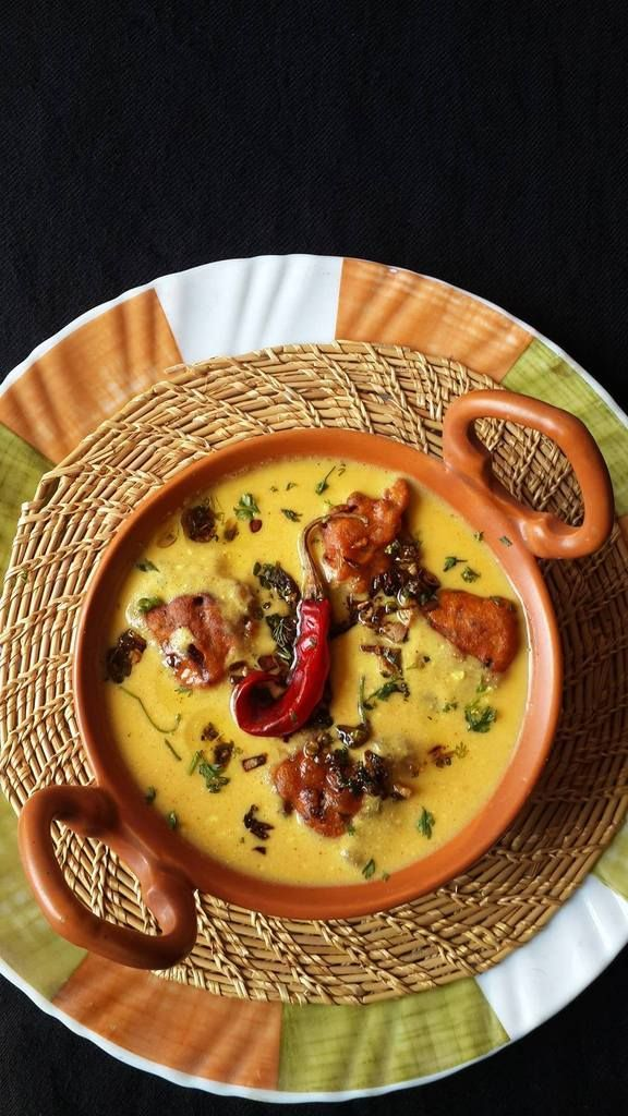 learn how to make punjabi kadhi pakora this recipe has been in my to do list for quite some time now bitten by lazy bug always i ne