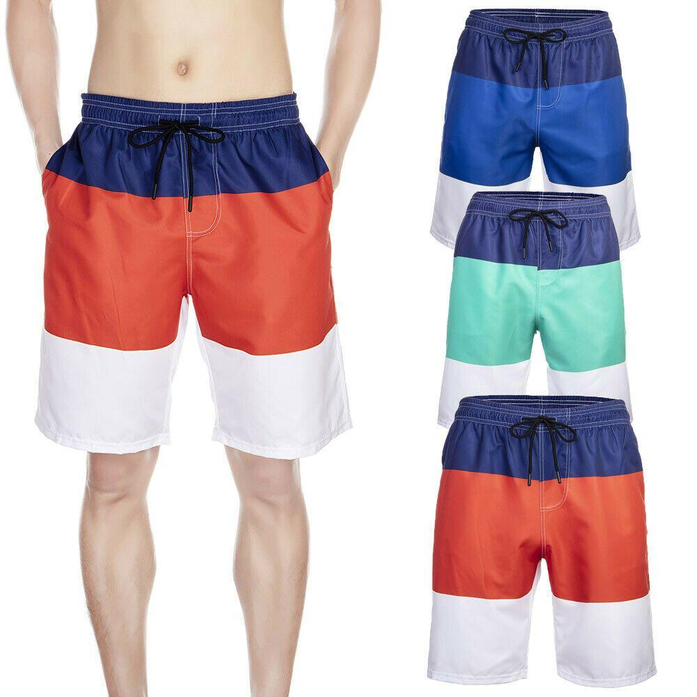 Men/'s Beach Board Swimwear Swim Trunks Surf Quick Dry Stretch Shorts Surf Pants