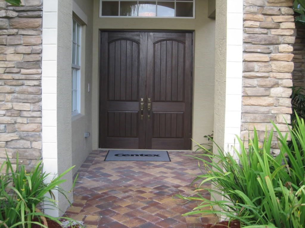 Awesome Exterior Double Entry Doors