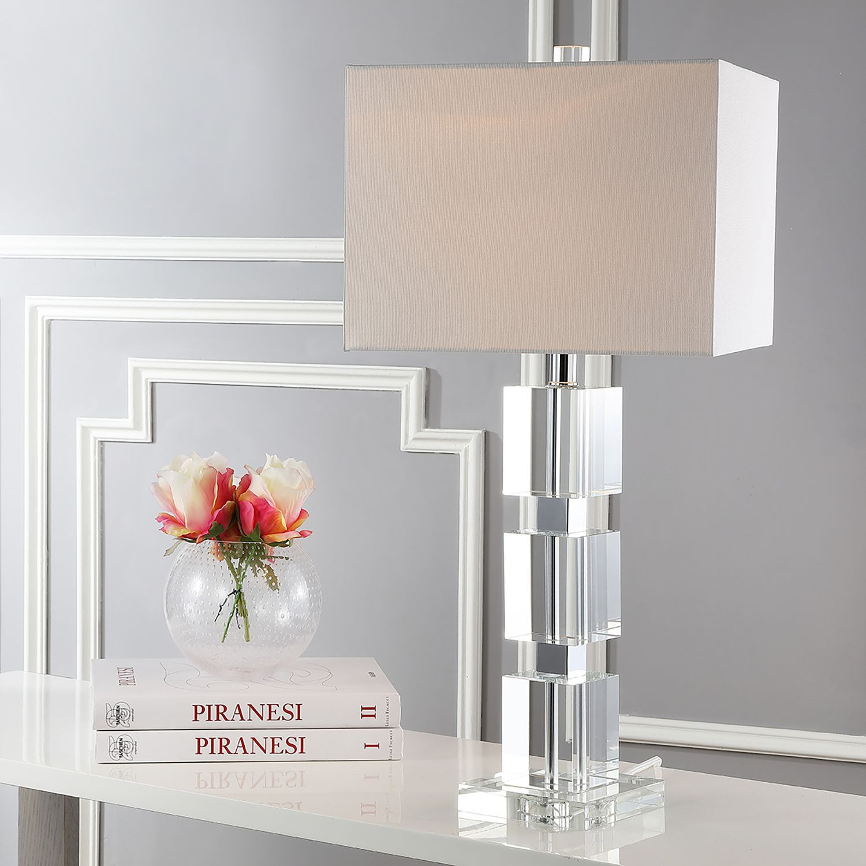 LED Stoffleuchten rund für den Nachttisch coole Wohnzimmerlampen Nachtischlampen