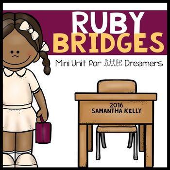 Ruby Bridges Unit Kindergarten, Activities and Teacher - copy free coloring pages for ruby bridges