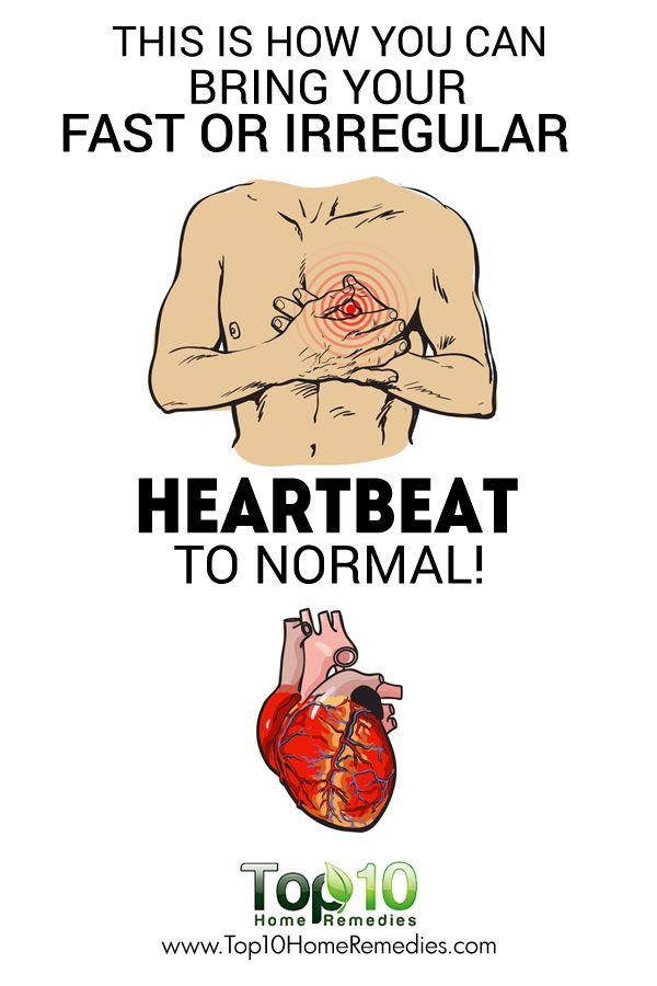 How to treat an irregular heartbeat naturally