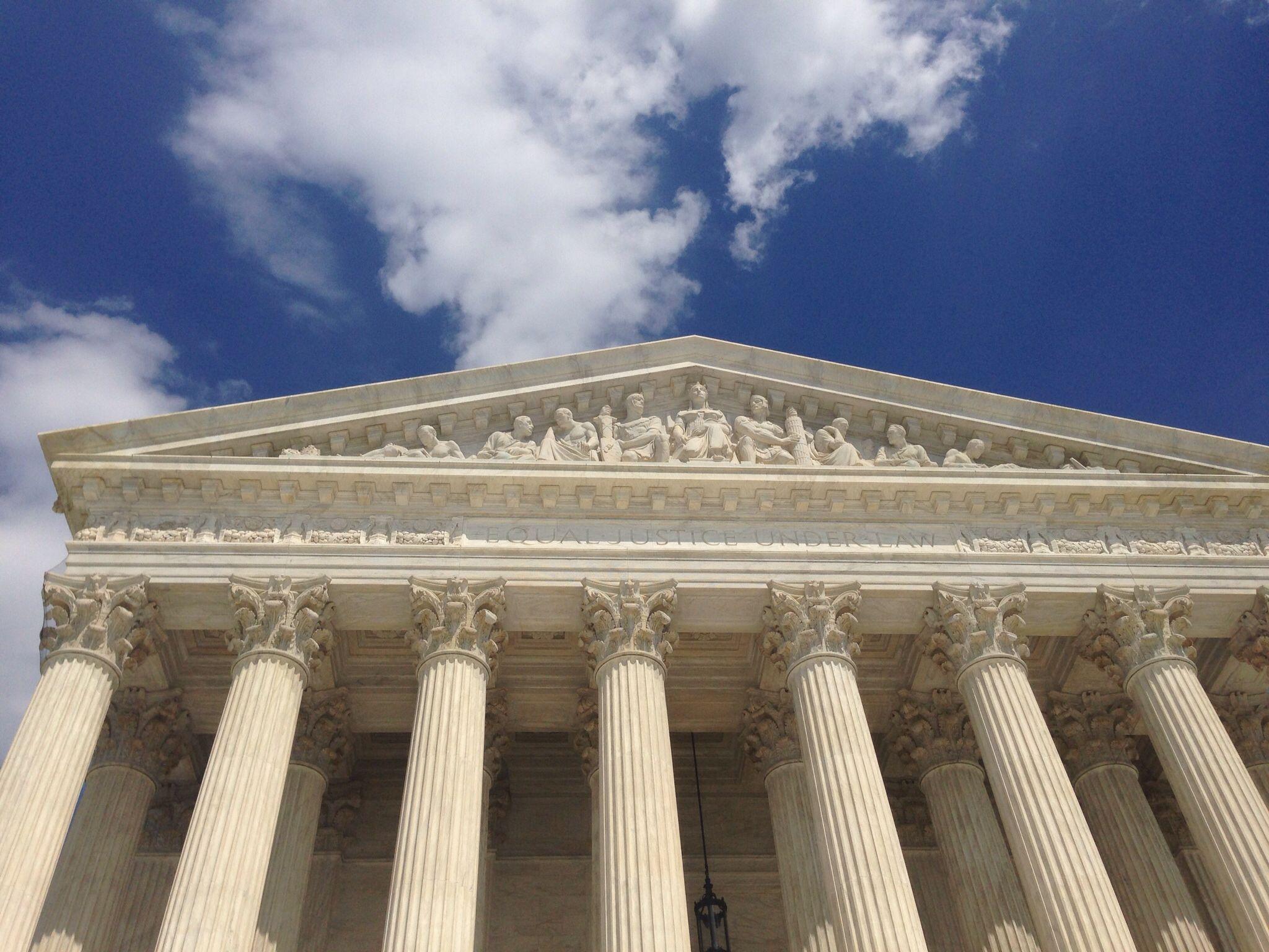 Supreme Court Washington Dc Supreme Court Landmarks