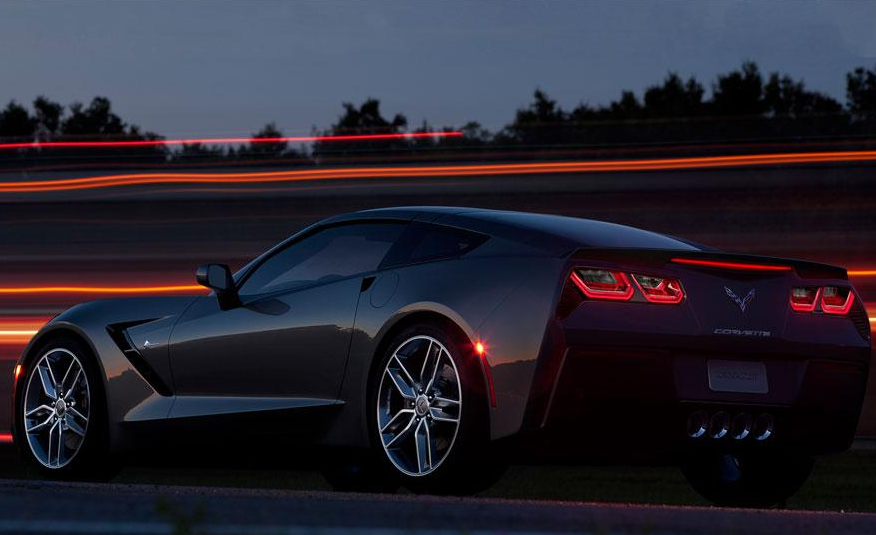 Watch The Fastest C7 Corvette Stingray In The World VIDEO