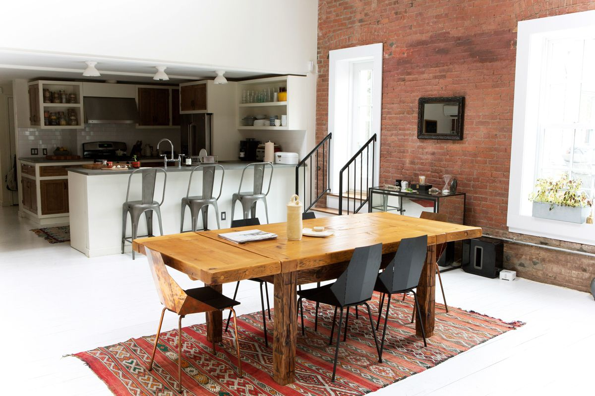 Room · Inside Caroline Ventura Of Calliopeu0027s Eclectic West Village Loft. Real  Good Chairs By Blu Dot