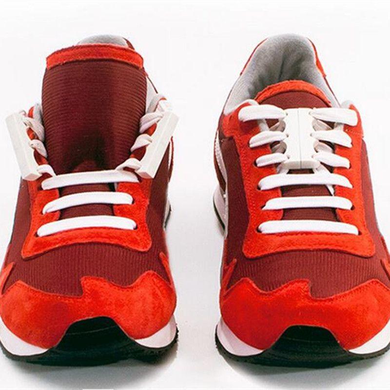 Lacets Magnétique Magnétique Boucles De Chaussures Sans Cordon Réutilisable Cravate Aimant Nouveauté professionnel de jeu sam. acheter en ligne grand escompte h2srYYjvB