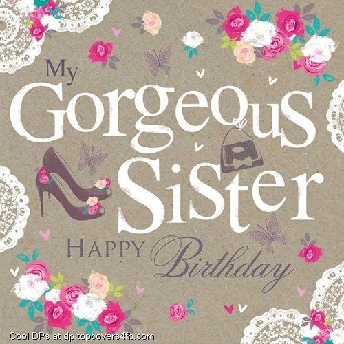 happy birthday sister google search
