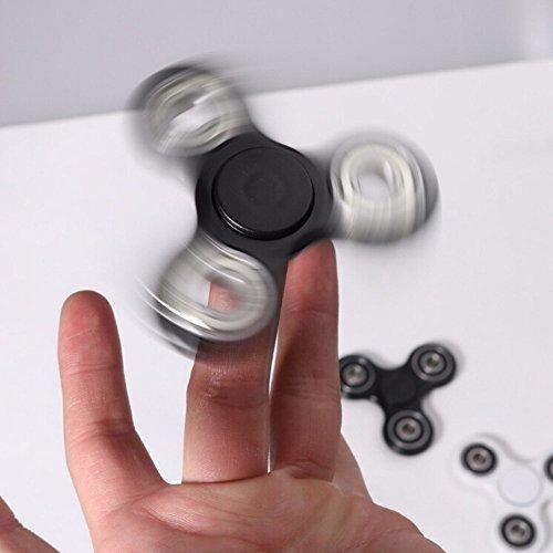 WOPOW Fid Spinner Toy Stress Reducer Plastic EDC Sensory Fid