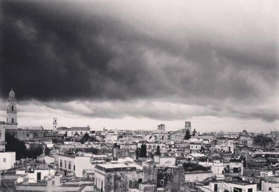 Lecce - Black Clouds