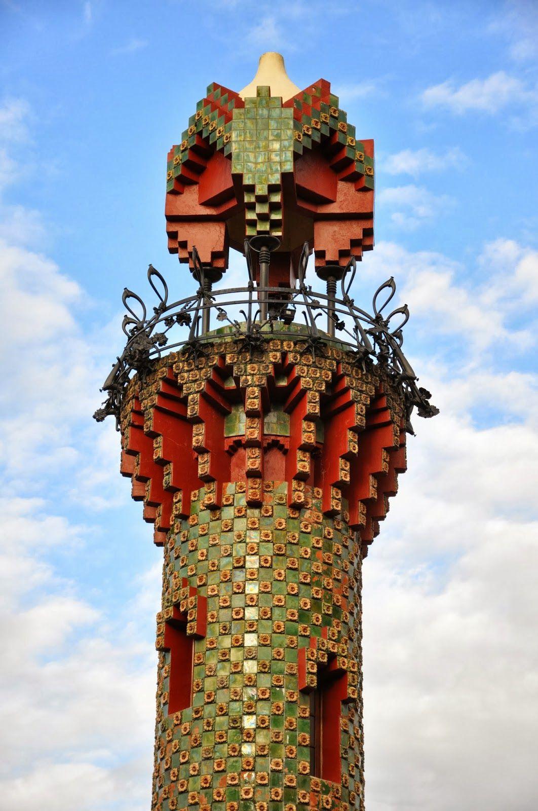 Pin on Gaudi