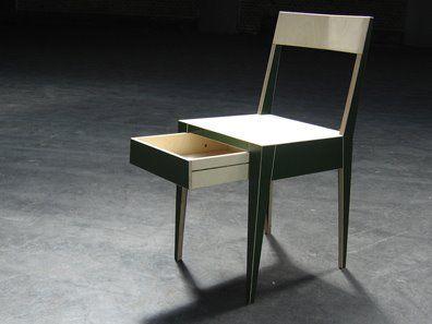 Stuhl #1 by 45 Kilo.