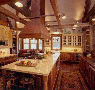 Wohnideen Country 16 die meistgesuchte rustikale küchen gestalten wohnideen garten