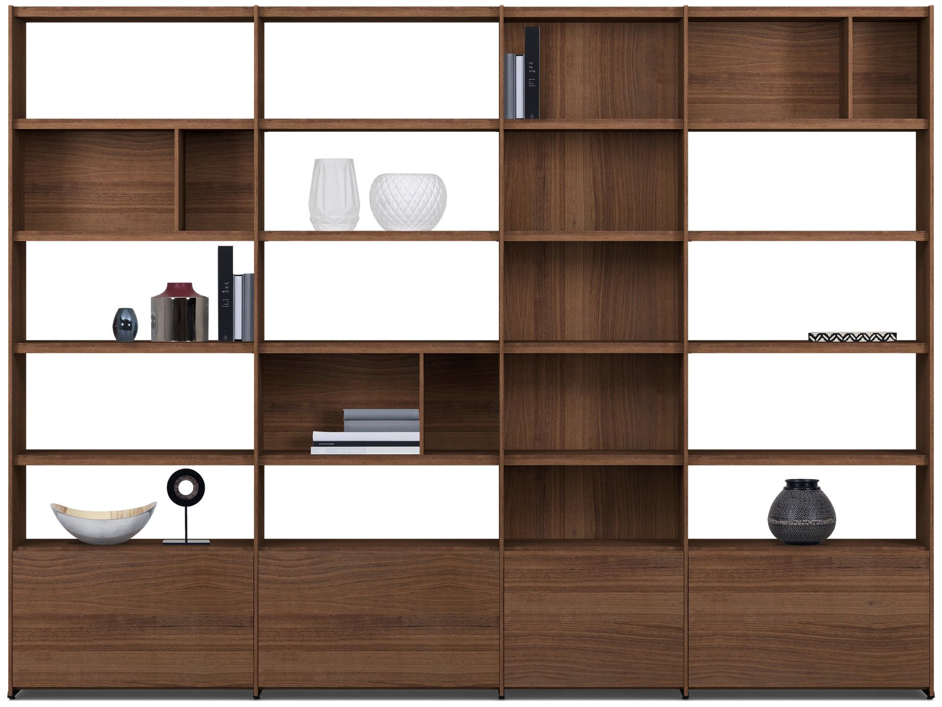 Meda wall systems customised wall systems and bookcases from