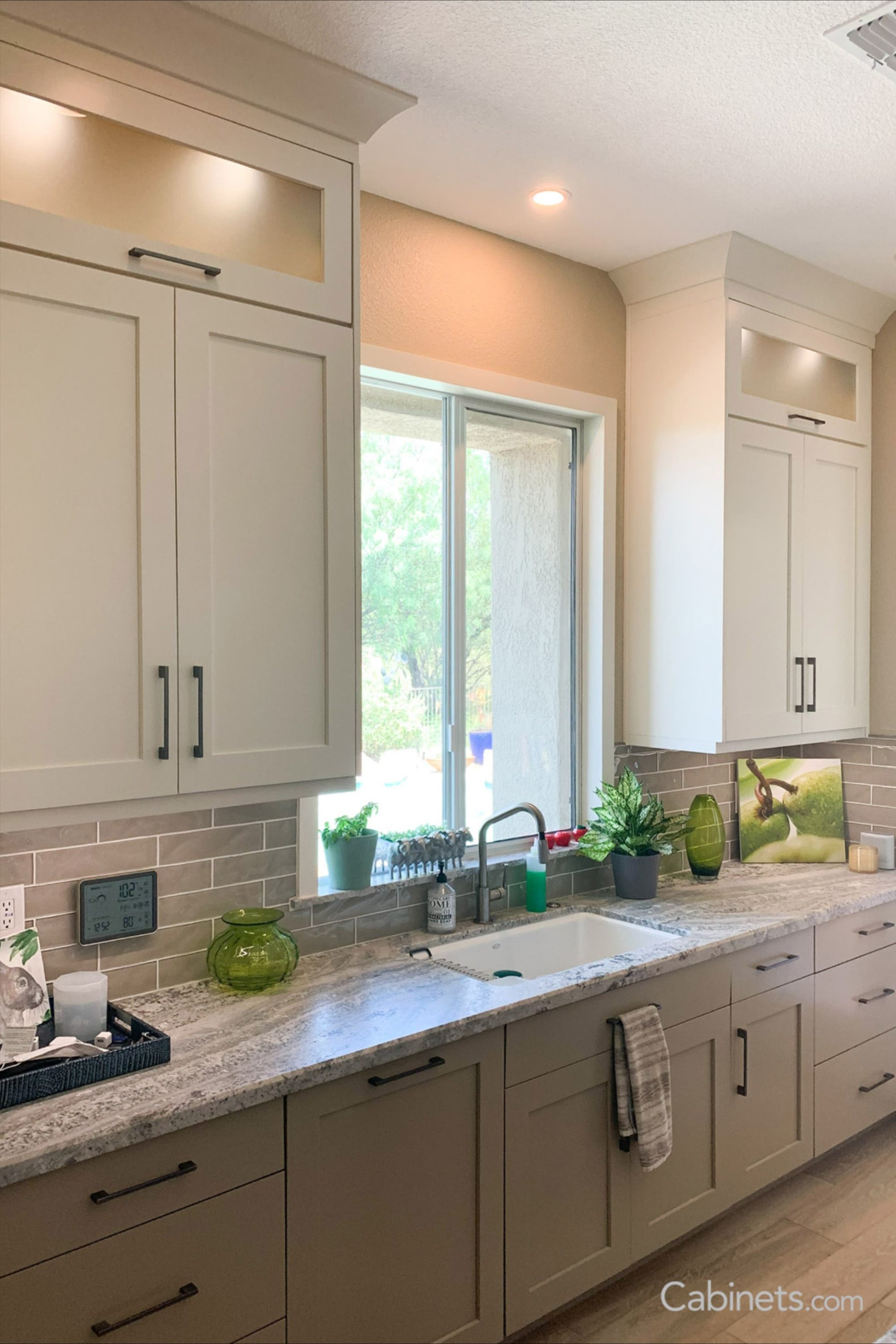 Pin On White Cabinets