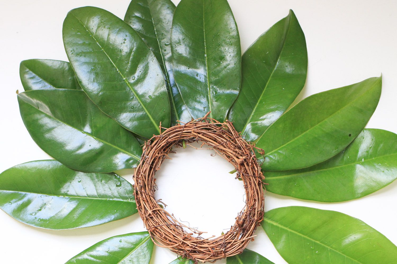 Photo of How to Make a Magnolia Wreath – Angela Marie Made