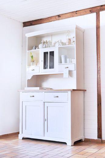 alte mobel weis streichen farbe. Black Bedroom Furniture Sets. Home Design Ideas