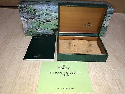 (Sponsored) Rolex oyster datejust box 16200 68.00.08 book let English 2003 0112018