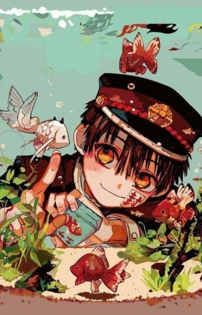 少年花子Jibakuくんについてのすべて:3 in 2020 | Cute anime character ...
